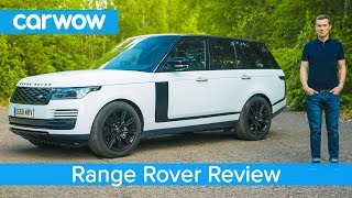Range Rover SUV 2020 in-depth review | carwow Reviews