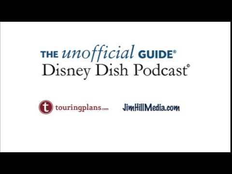 Disney Dish Podcast - Walt Disney World's Next Five Years