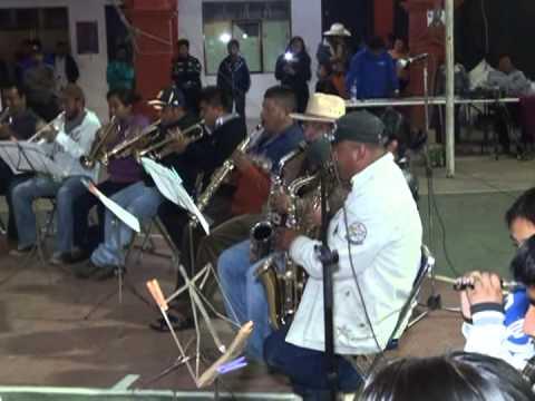 AUDICION MUSICAL PARTE II BANDAS DE TOTONTEPEC, SANTO DOMINGO ALBARRADAS Y SANTA MARIA TEPANTLALI