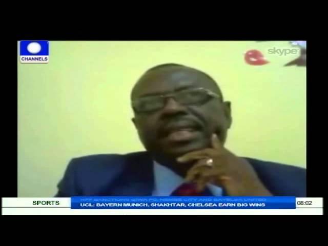 Dr Anthony Okwuosah Speaks On Nigeria's Ebola Success Story