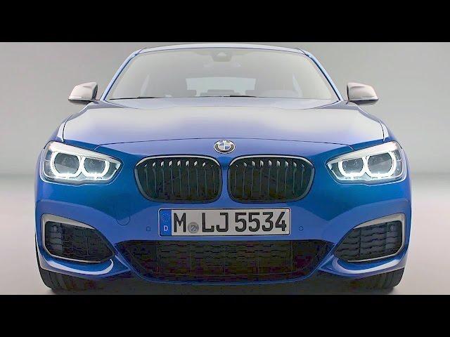 BMW 1 Series (2018) M140i – Design [YOUCAR] - YouTube