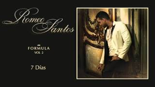 Romeo Santos   7 Días Audio   YouTube