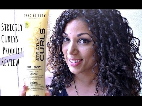 Curly Hair Product Review & First Impression: Marc Anthony Curl Cream