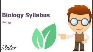 √ HSC Biology Syllabus | iitutor