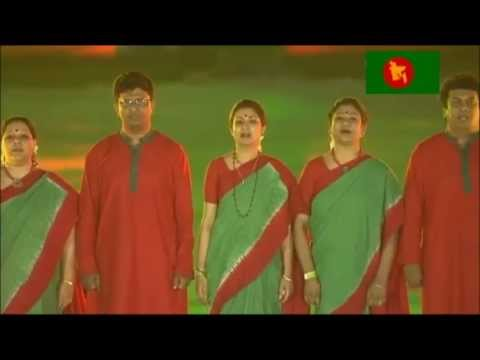 National Anthem Of Bangladesh Full Hd 1080p video
