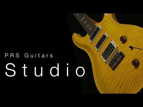 PRS Studio  •  Wildwood Guitars Overview