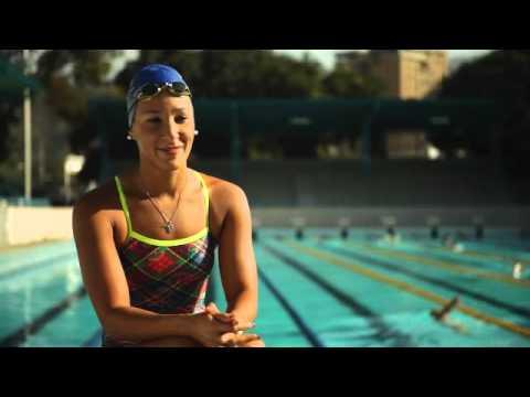 Yanel Pinto nadadora venezolana Juegos Olímpicos Londres 2012