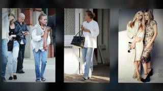 Ashley and Mary Kate Olsen style