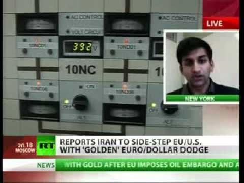 India Buying Iranian Oil With Gold Bullion,China May Follow