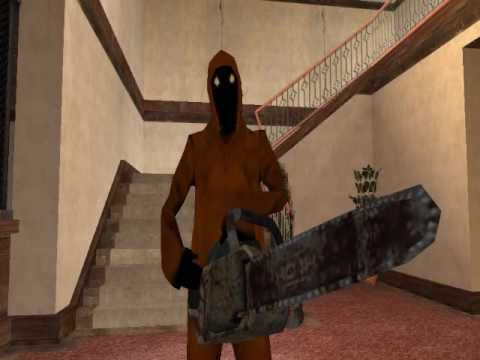 Gta San Andreas -El Hotel Abandonado-The Movie