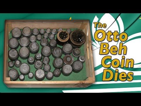 CoinWeek: Otto Beh Coin Dies Exhibited in Macau - Video: 4:48