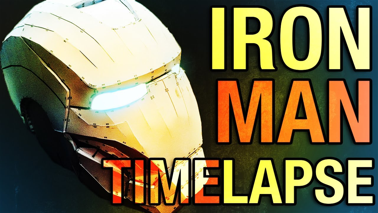 Iron Man mk Vii Helmet Homemade Iron Man Mk7 Helmet