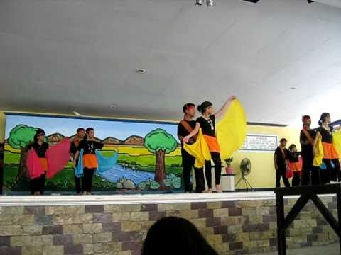 Magkaugnay Dance Interpretation of Nitrogen-II QCSHS