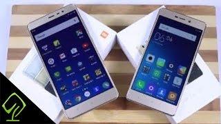Redmi 3S Prime vs Redmi Note 3 comparison ( Redmi Note 3 vs Redmi 3S Prime)