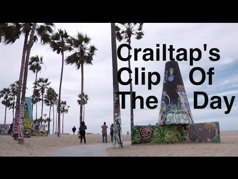 Clip Of The Day: Venice Warm Ups