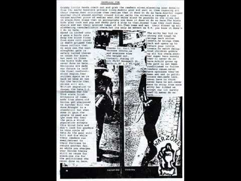 You Are Not Alone (Anarcho Punk Comp)