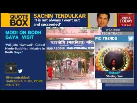 Modi To Address Final Session Of Global Hindu Buddhist Initiative