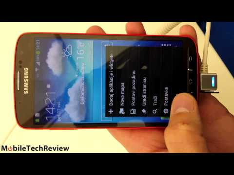 Science & Technology: Samsung Galaxy S4 Active Sneak Peek