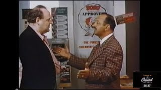 Wanna Buy A Record? Featuring Mel Blanc & Billy May ENTIRE FILM