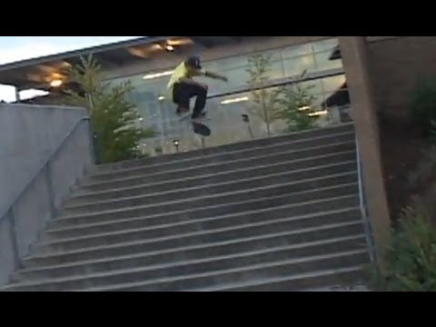 13 YEAR OLD RIPPER - ZACH SPEAKES -
