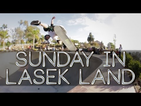 Sunday in Lasek Land