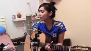Dadali Cinta Yang Tersakit Cover Gitar Solo Cewek Thailand