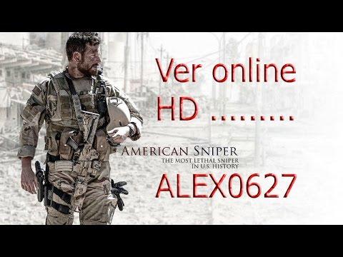 ver el francotirador online en HD ESPAÑOL LATINO