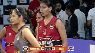 Coimbatore Spunkies v Delhi Divas - WOMEN - 3BL S02 R02