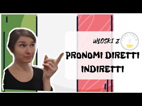Italyolo #7 Pronomi Diretti E Indiretti