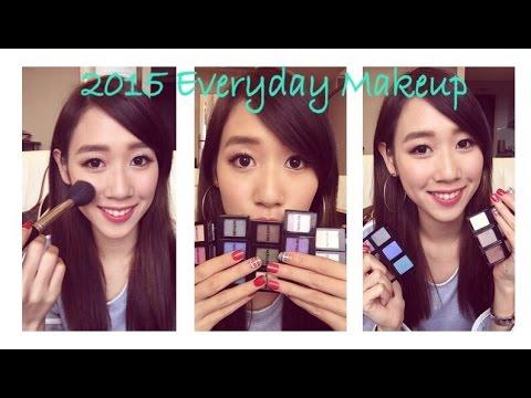 2015每日百搭妝妝容 完整妝教學 | Everyday Full Face Makeup Tutorial