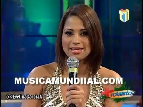 Fuerte Entrevista a Evelina Garcia y Dice Que Agota a los Hombre @ Mas Roberto (26/5/2013)