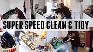 SUPER SPEED CLEAN & TIDY UP | BELLES BOUTIQUE