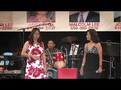 Burmese Classic Concert June 18 2011 San Francisco  (may Sweet & Khin Gyi Dwe) video