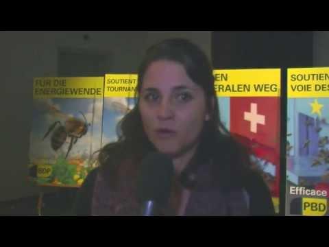 BDP Videonews: Wahlkampferöffnung an der DV Winterthur 2015