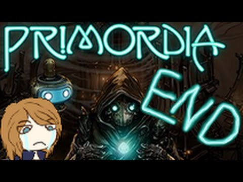 Markus finishes Primordia – Part End: I'm really scared