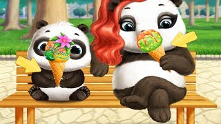 Fun Baby Panda Care - Panda Lu Baby Bear World - Babysitter, Dress Up Fun Kids Games By TutoTOONS