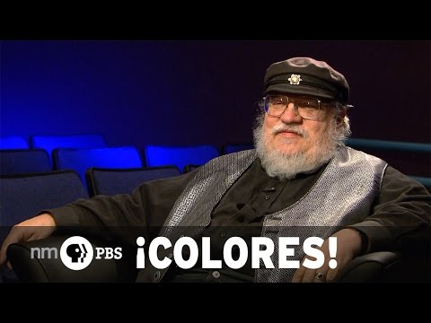 NMPBS ¡COLORES!: George R.R. Martin