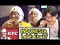 KFC INDONESIA LEBIH ENAK? INI KATA OPPA ALAY