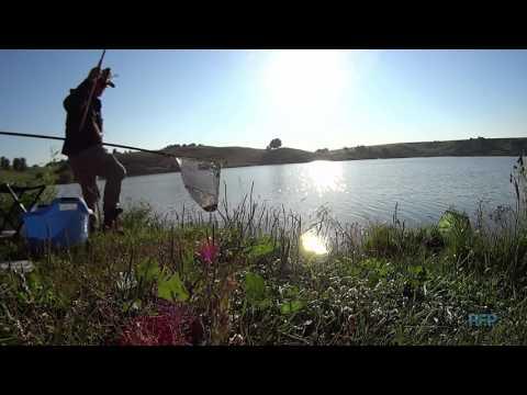 рыбалка в целинном