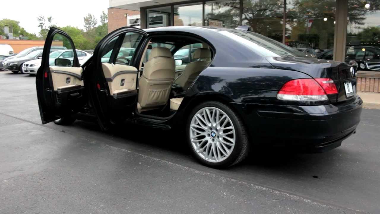 2006 bmw 750li village luxury cars markham youtube. Black Bedroom Furniture Sets. Home Design Ideas