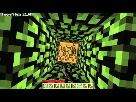 Minecraft - Les MDM : MultiMod 1 La première nuit