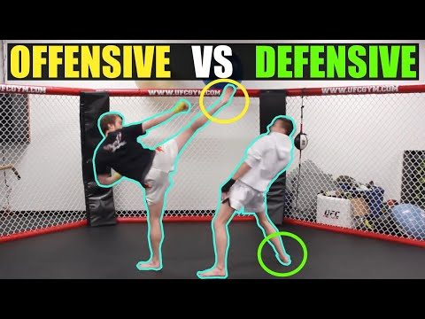 Basics of Counter Attacking In Martial Arts | Kickboxing MMA TMA (Kwonkicker) Image 1