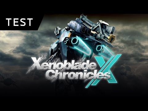 Test | Xenoblade Chronicles X FR | Wii U