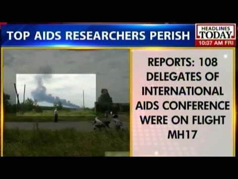 All 295 people on board the MH17 killed