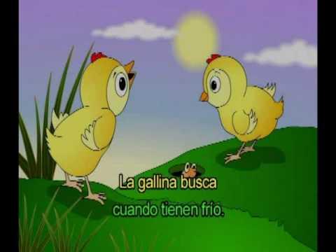 Los pollitos dicen karaoke