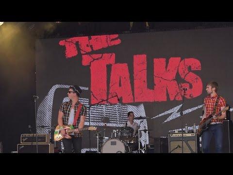 The Talks perform at The London Korean Festival 2015 런던 한인 축제  Part 6