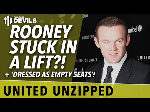 Zip! It's United Unzipped... Ian and Sam are here with the bizarre details of Wayne Rooney and Anders Lindegaard's relationship, Manchester City fans dressed as empty seats and more! Plus our...