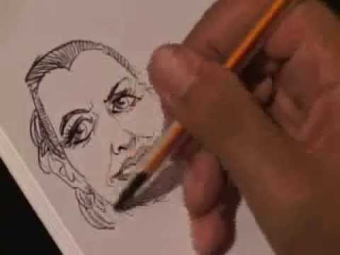 Marcelo Martins Caricaturista Ao Vivo e a Cores Marcelo Martins cartoonist, Live Color