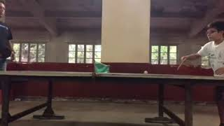 Slow ping pong
