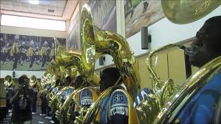 "Southern University Tubas  ""FlashingLights""2017-2018"